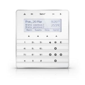 Satel INT-KSG-WSW manipulator sensoryczny biały