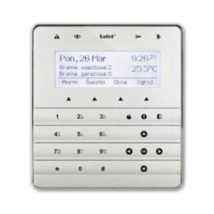 Satel INT-KSG-SSW manipulator sensoryczny jasny