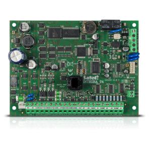 Satel Integra 24 płyta główna centrali alarmowej
