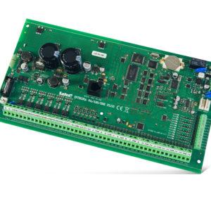 Satel INTEGRA 256 PLUS Płyta główna centrali alarmowej od 16 do 256 wejść i wyjść, spełniającej wymagania normy na poziomie GRADE‑3