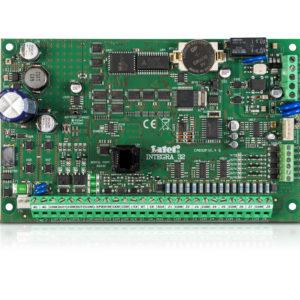 Satel Integra 32 Płyta główna centrali alarmowej od 8 do 32 wejść
