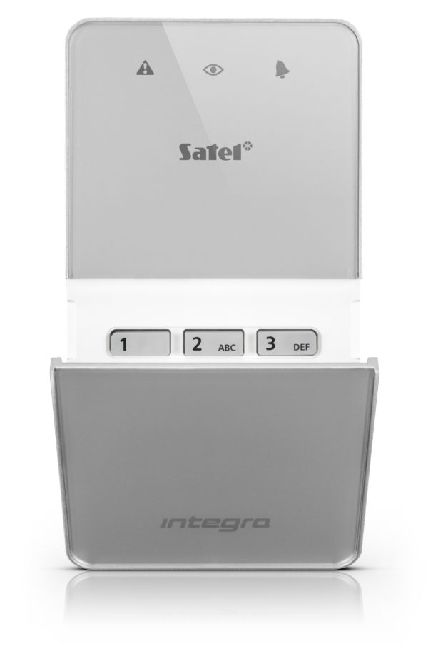 Satel INT-SF-SSW klawiatura strefowajasny