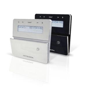 Satel INT-KLFR manipulator systemu alarmowego INTEGRA